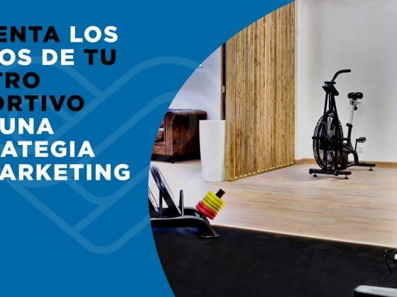 marketing centros deportivos