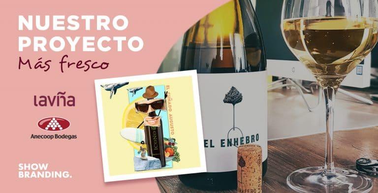 diseño sector vino